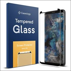 Caseology Tempered Glass Screen Protector for Samsung Galaxy S9