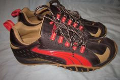 $25 - Womens PUMA Cell  Sneakers Size 9 1/2