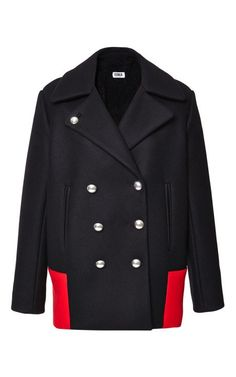 Felt Coat by Sonia Rykiel for Preorder on Moda Operandi