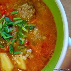 Суп с фрикадельками - классика домашней кухни. Готовят его многими способами. Я…
