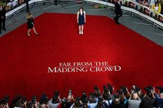 """Jessica Barden Photos Photos - Jessica Barden attends the World Premiere of """"Far From The Madding Crowd"""" at BFI Southbank on April 15, 2015 in London, England. - 'Far From The Madding Crowd' World Premiere - Red Carpet Arrivals"""