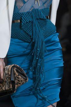 Défile Alexandre Vauthier Haute couture Printemps-été 2014 - Détail 62
