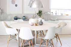 Tischplatte abgeschliffen