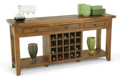 need a table like this to store my wine :-D