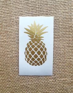 Hey, I found this really awesome Etsy listing at https://www.etsy.com/listing/250061570/pineapple-sticker-decal-for-laptop-car
