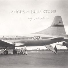 Big Jet Plane - Acoustic, a song by Angus & Julia Stone on Spotify Angus & Julia Stone, Youre The One, Jet Plane, Music Albums, Album Covers, Acoustic, Things I Want, Songs, Big