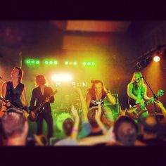 Love this shot from the Chameleon from the other night. #Rock #Music #Rock #Singer #ArtOfDying