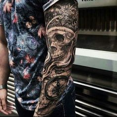 Badass sleeve by Andy Blanco.