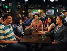"""I MUST GO! But did you know it's actually based on a real bar? 