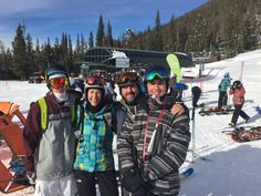 Dr. James Ferrari enjoyed a day on the slopes with family this past Saturday #BeActive