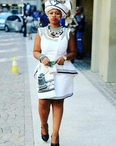 Xhosa Attire, African Attire, African Wear, African Women, African Dress, African Clothes, African Style, African Print Fashion, Fashion Prints