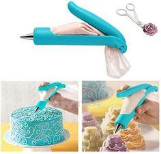 Pastry Icing Piping Bag Nozzle Tips Fondant Cake Sugar Tool Set