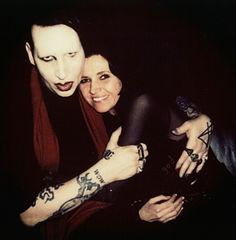Meet & Greet mit Marilyn Manson 29.11.2017 Düsseldorf, Germany