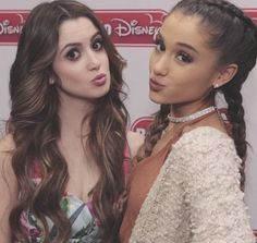 @αgmymoonlight Laura Marano with Ari!