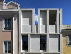 House in Lisbon - Lisbona, Portugal - 2013 - ARX Portugal Arquitectos