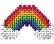 Perler® | Biggie Beads Rainbow