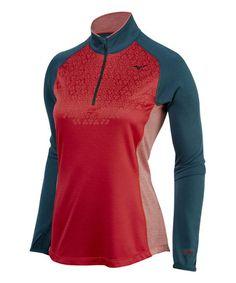 Look at this #zulilyfind! Cayenne & Balsam Breath Thermo Double Knit Half-Zip Pullover #zulilyfinds