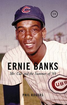 """Ernest """"Ernie"""" Banks, nicknamed """"Mr. Cub"""" and """"Mr. Sunshine"""", was a Major League Baseball shortstop and first baseman for 19 seasons, 1953 through 1971. He spent his entire MLB career with the Chicago Cubs."""