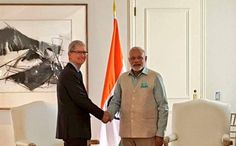 "Apple CEO Tim Cook will visit India later this week and is likely to meet Prime Minister Narendra Modi, as the iPhone maker seeks to cash in on the ""huge potential"" in the...."