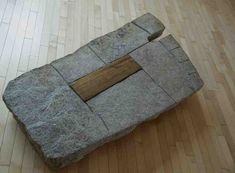 The Foot, one of Isamu Noguchi's artwork at The Noguchi Museum,New York City