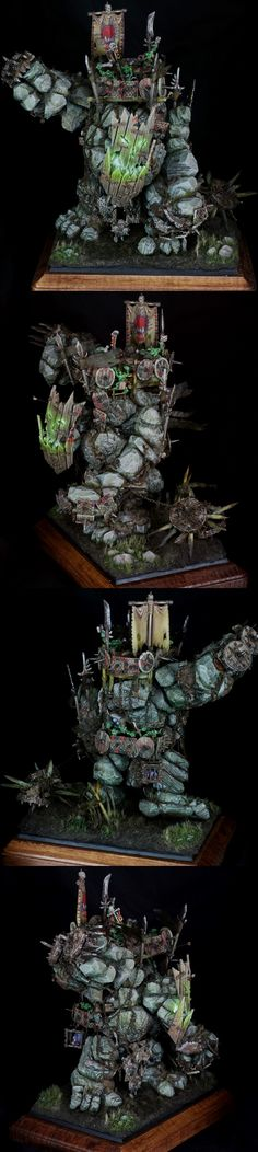 U.S.A. 2013 Memphis - Monstre Warhammer - Demon Winner, le site non officiel du Golden Demon