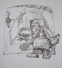 Brecska Mari by balgeza on DeviantArt Social Community, My Drawings, Ink, Deviantart, Illustration, Artist, Artists, India Ink, Illustrations