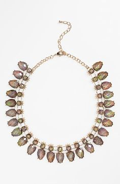 Tildon Teardrop Necklace available at #Nordstrom