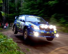 Rally Racing combines high-speed dribing and tough environment navigation. The result is an exciting spectacle.