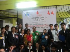 Blood Donation camp was very well organised by our Team