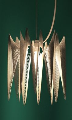 3d print lamp shade by studioluminaire