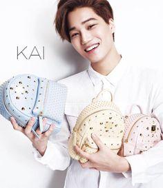 #Kai | EXO x MCM