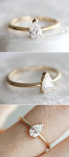 15 Nature-Inspired Engagement Rings to Match Your Summer Proposal!