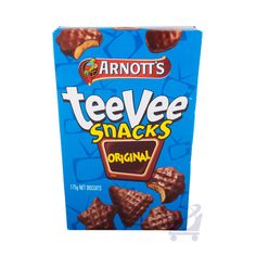 Tee Vee Snacks – Arnott's – 175g | Shop Australia