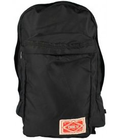 Obey Clothing Commuter Backpack - Black $40.00