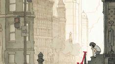 Book Trailer -Journey by Aaron Becker
