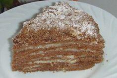 """Самый вкусный торт """"Пчёлка"""""""