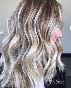 Likes, 41 Comments - Michigan Dance Hairstyles, Princess Hairstyles, Cool Hairstyles, Hairdos, Hairstyle Ideas, Updos, Cool Toned Blonde Hair, Icy Blonde, Balayage Hair Bob
