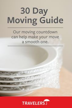 Planning to move? Get 30 things to do for 30 days to help make your move easier. , Planning to move? Get 30 things to do for 30 days to help make your move easier.