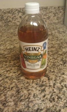 Home remedy to cure a urinary tract infection. 1 tbsp of apple cider vinegar, 3-4 tbsp of water, and honey to help with taste. Drink every 3-4 hours. Using unpasteurized apple cider vinegar is the best form but not recommended during pregnancy.