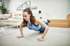 GIVE IT ALL YOU'VE GOT: Your HIIT exercise should be tough – but it'll be over quickly