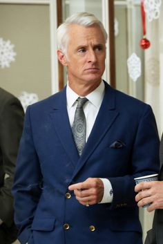 John Slattery On The 'Mad Men' Finale And Roger Sterling's Fate