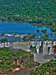Cataratas do Iguaçu, Brazil / Argentina   Rodrigo Soldon
