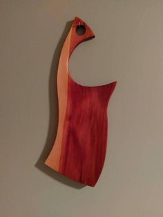 Check out this item in my Etsy shop https://www.etsy.com/listing/588165937/cedar-cheese-serving-board-cleaver-shape