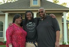 Couple Thoughts On My Mom | Eddie Lacy Blog #football #packers #family
