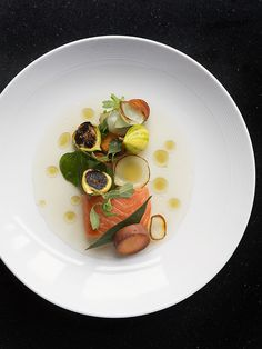 lingered upon: Autumn dishes at Gwynnett St.