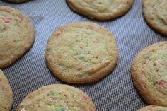 Spinkle Sugar Cookies