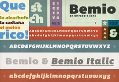 Every designer knows that free fonts are a godsend when working on a project, but truly valuable free fonts can be tough to find.  With this list we've endeav