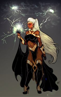 Favorite Super Hero Storm - XMen