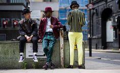 LCM SS16 Day1 ── Daniel Bruno Grandl|メンズファッションスナップ(ストリートスタイル)|GQ JAPAN