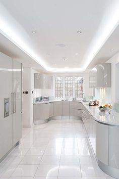 Latest Pedini Installation By Urban Myth Luxury Kitchens, Kitchen Design,  Cuisine Design, Design